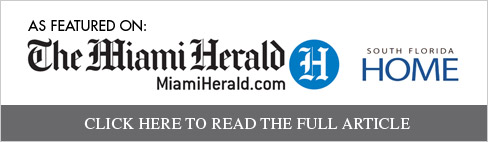 As Featured on The Miami Herald
