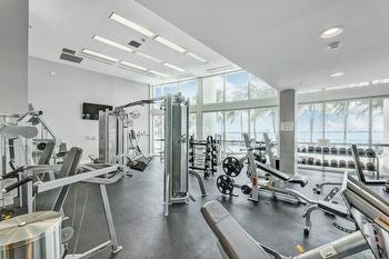 28- weight room